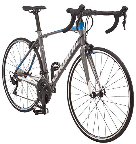 Schwinn Fastback AL 105 Performance Road Bike for Intermediate to Advanced Riders, Featuring 57cm/Extra Large Aluminum Frame, Carbon Fork