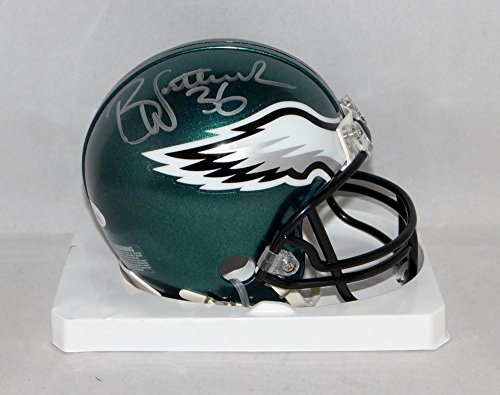 Brian Westbrook Hand Signed - 5