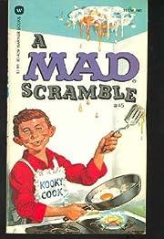 A Mad Scramble # 45 av Albert B. (editor)…