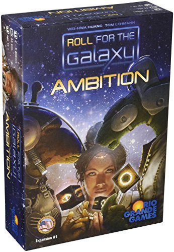 (Roll for The Galaxy: Ambition Board Game)
