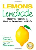 Lemons to Lemonade, Diane P. Zimmerman, 1452261016