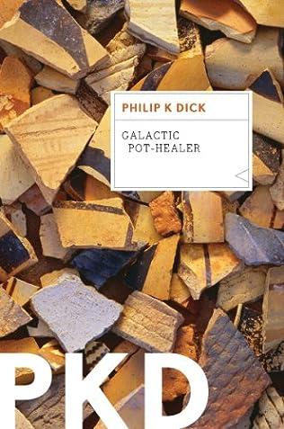 book cover of Galactic Pot-Healer