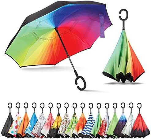 Sharpty Inverted Windproof Umbrellas Protection product image
