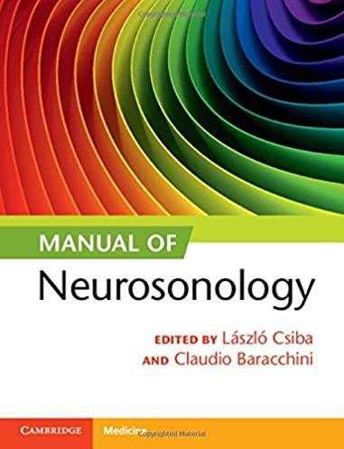 manual of neurosonology 9781107659155 medicine health science rh amazon com HP Owner Manuals Owner's Manual