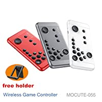 Morjava MOCUTE 055 GamePad Joystick wireless Bluetooth Controller Remote Control Game pad for IOS Android Phone Tablet PC from Morjava