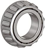 Timken 07087 Tapered Roller Bearing, Single Cone, Standard Tolerance, Straight Bore, Steel, Inch, 0.8750'' ID, 0.5610'' Width
