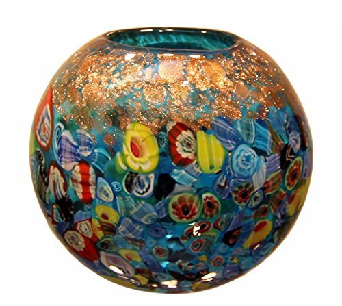 Hand Blown Murano Art - Exquisite Glass Decor New 7