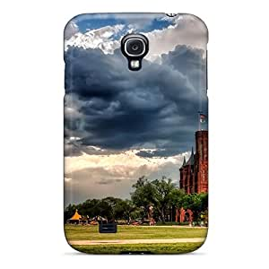 Fashion Cases For Galaxy S4- Smithsonian Museum In Washington Dc Hdr Defender Cases Covers