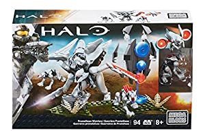 Mega Bloks Halo Promethean Warriors Amazon Co Uk Toys