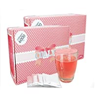 Colly Pink Collagen 6000mg: Dietary Supplements for White and Bright Skin (1 Box...