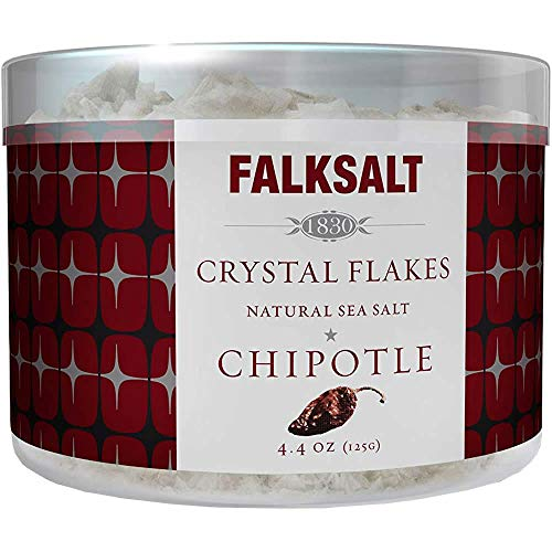 Falksalt Crystal Salt Chipotle