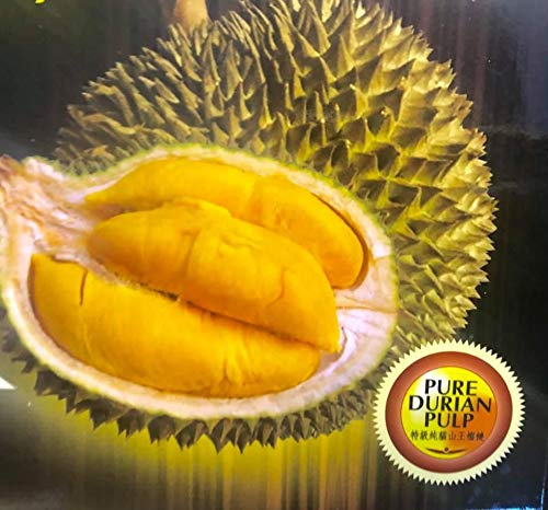 Frozen Musang King Durian - 10.58oz (Pack of 8) by Orange Grocer (Image #4)