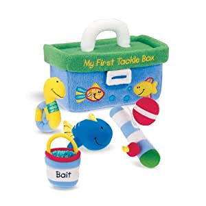 Amazon Gund My First Play Set Tackle Box Toys Amp Games