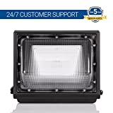 Hyperikon LED Wall Pack 70W Fixture, 275-350W