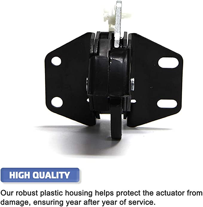 Replaces GM 20995801 Dasbecan Rear Door Lock Latch Actuator Compatible with 2007-2013 GMC Sierra 1500 2500 HD 3500 HD