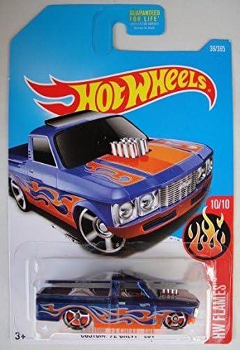2017 Hot Wheels HW FLAMES