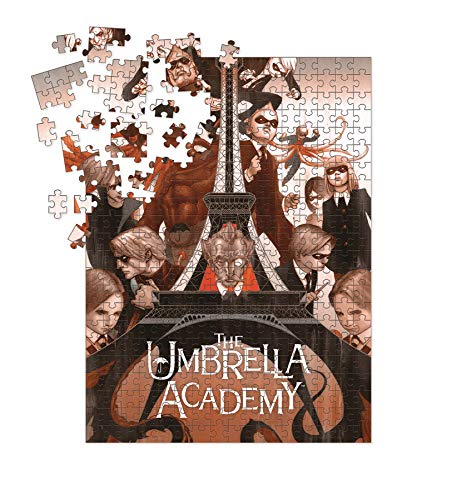 (Dark Horse Deluxe The Umbrella Academy: Apocalypse Suite Puzzle)