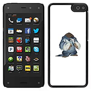 LECELL--Funda protectora / Cubierta / Piel For Amazon Fire Phone -- Monster Yeti --