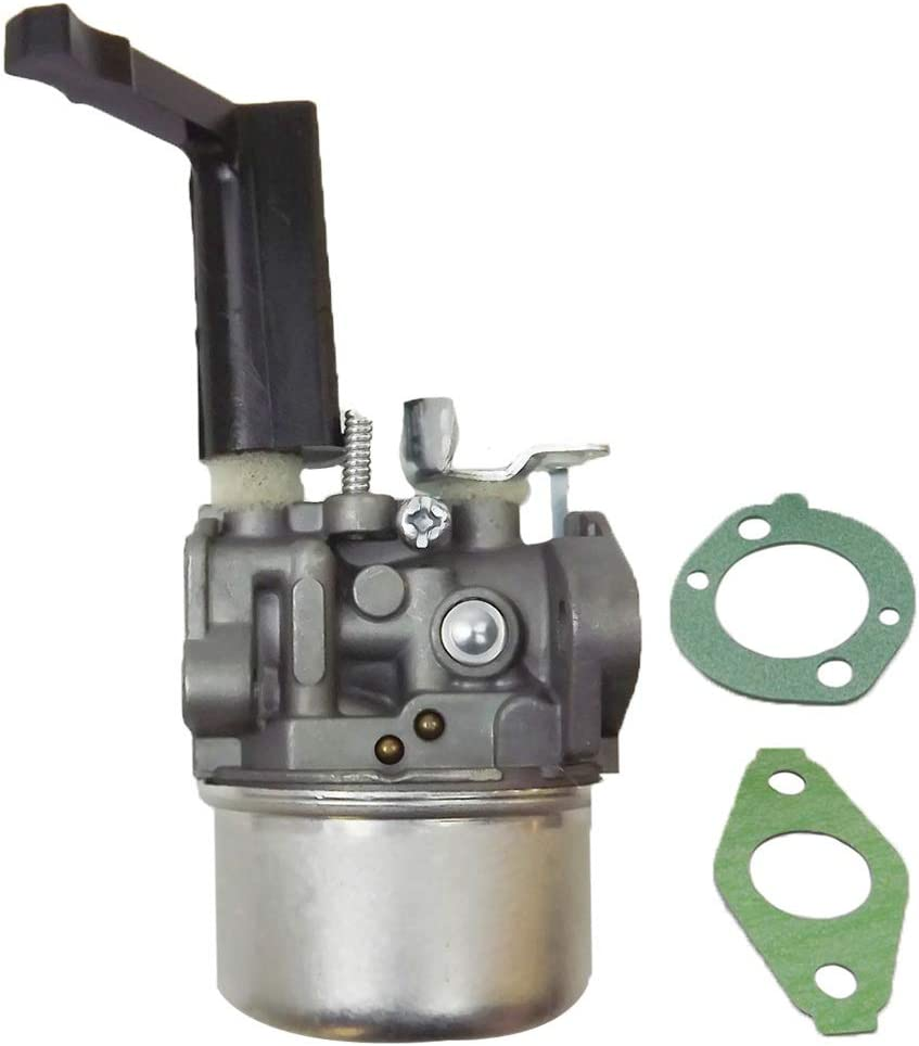 ALL-CARB Carburetor with Gasket Replacement for Troy Bilt Chipper Shredder CS4325 1150 Replacement for Briggs /& Stratton Engine