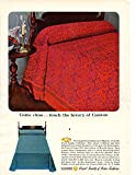 Cannon Bedding Vintage Magazine Ad