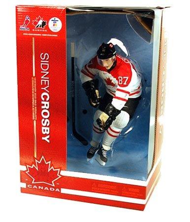 McFarlane Toys NHL Sports Picks 12 Inch Deluxe Action Figure Sidney Crosby (Team - Sidney Crosby Mcfarlane