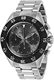 Invicta Men's 'Speedway' Quartz Stainless Steel Casual Watch, Color:Silver-Toned (Model: 22394)