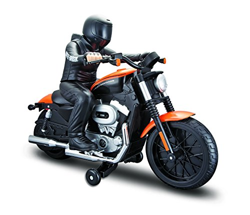 Review Maisto R/C Harley Davidson