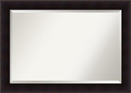 Amazon Com Amanti Art Dsw3941600 Bathroom Mirror X Large Espresso