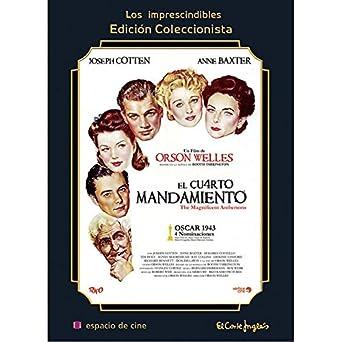 Amazon.com: El Cuarto Mandamiento DVD con libreto 32 pags ...