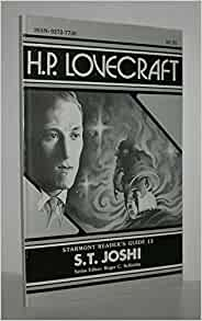 H.P. Lovecraft (Starmont Reader's Guide ; 13): S. T. Joshi