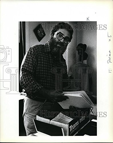 1982 Mill Photo Joseph Gonzales, recommended eliminate his city job, they did