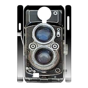 Custom Vintage Camera Phone Case, DIY Vintage Camera 3D Case for Samsung Galaxy S4 I9500