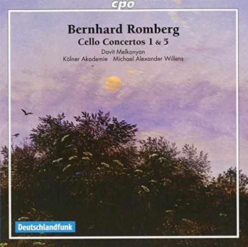 (Bernhard Romberg: Cello Concertos Nos. 1 & 5)