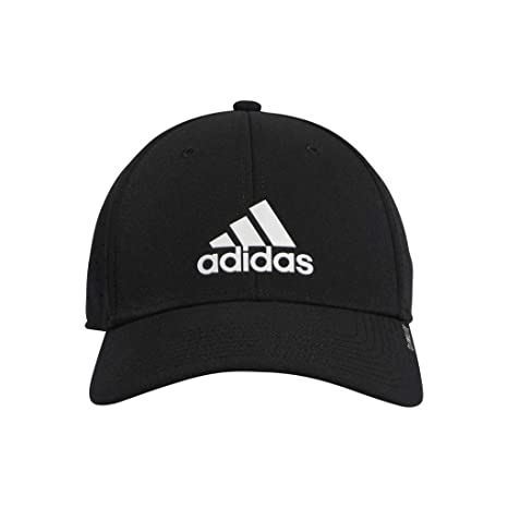 842ae2c29ce Image Unavailable. Image not available for. Color  adidas Men s Gameday  Stretch Fit Structured Cap ...