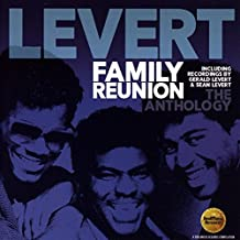 Family Reunion ~ The Anthology: Including Recordings By Gerald Levert & Sean Levert /  Levert