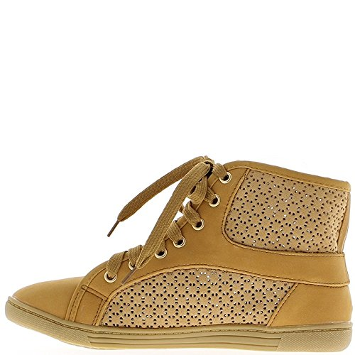 ChaussMoi Open Rising Camel Women Shoes AYgbhptnt