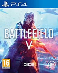 Enter mankind's greatest conflict with Battlefield V as the series goes back to its roots in a never-before-seen portrayal of World War 2. Take on physical, all-out multiplayer with your squad in modes like the vast Grand Operations and the c...
