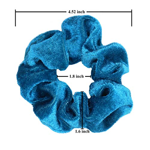 Beauty Works 20Pcs Scrunchies for hair  210c7ee7fdd