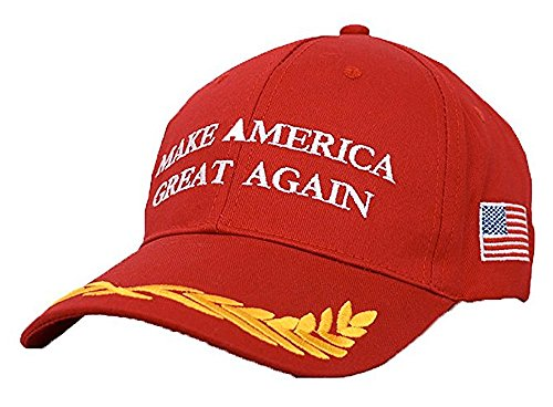 Casquette Cap 2016 DONALD TRUMP rouge Make America Great Again president