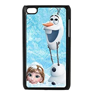 Best Phone case At MengHaiXin Store Frozen - Let it Go,Olaf Pattern 175 FOR IPod Touch 4th