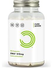 BULK POWDERS ZMA 810 mg Capsules, Pack of 90 Capsules