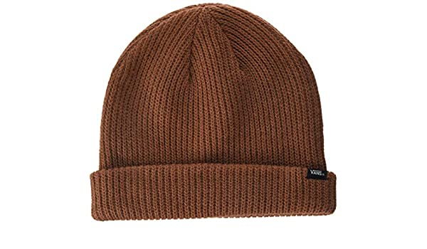 9cc39bccb00d2 Vans Core Basics Beanie - Sequoia at Amazon Men s Clothing store