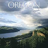 2019 Oregon Wall Calendar