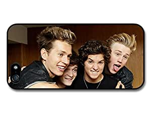AMAF ? Accessories The Vamps Gang Boyband Funny Faces case for iPhone 5 5S