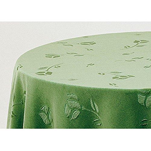 Falda para Mesa Camilla Modelo Deluxe 792, Color Verde 708, Medida ...