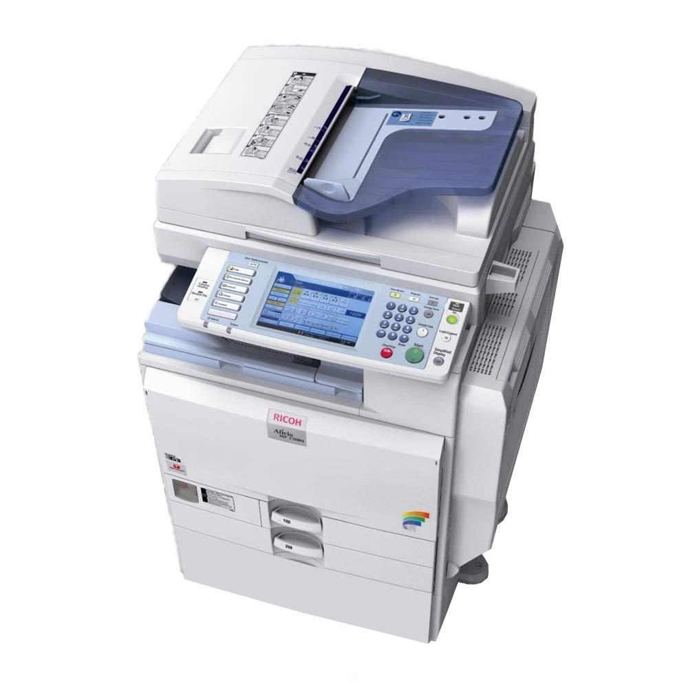 Amazon.com : Ricoh Aficio MP 4001 Tabloid/Ledger-Size Black and White Laser  Multifunction Copier - 40ppm, Print, Scan, Copy, Network, Duplex, 2 Trays,  ...