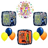 Zootopia Balloon Decoration Kit