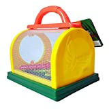Sunsline New Insect Feeding Cage Viewer Catcher Children Birthday Gifts Color Randomly