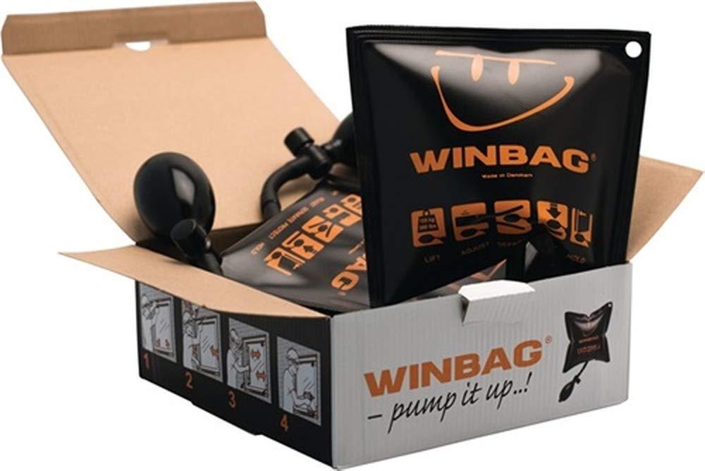 4 St/ück im Karton Montagekissen Winbag Tragf/ähigkeit 135 kg