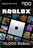 Roblox Gift Card - 10000 Robux [Includes Exclusive